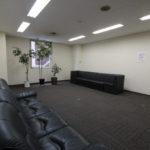 高裁前にあるという安心感と静けさのあるオフィス(高裁前ビル204)