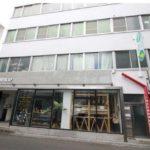 アーケードすぐそばの1階路面店(仙台日の出ビル1・2階)